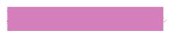 Bild: Logo von Bianca Lasinger - violetter Schriftzug